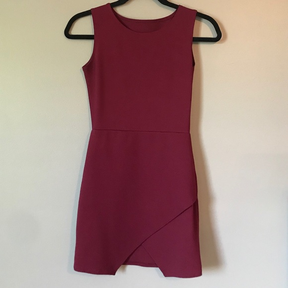 PromGirl Dresses & Skirts - Red/velvet dress from prom girl, worn once